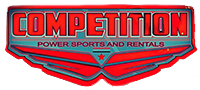 Competition powersports and rental logo 90