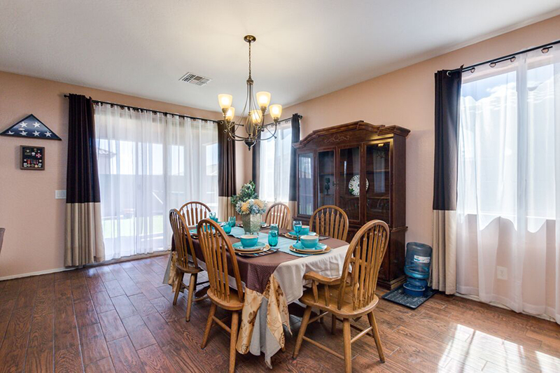 15807 W Shaw Butte Dr Dining Room