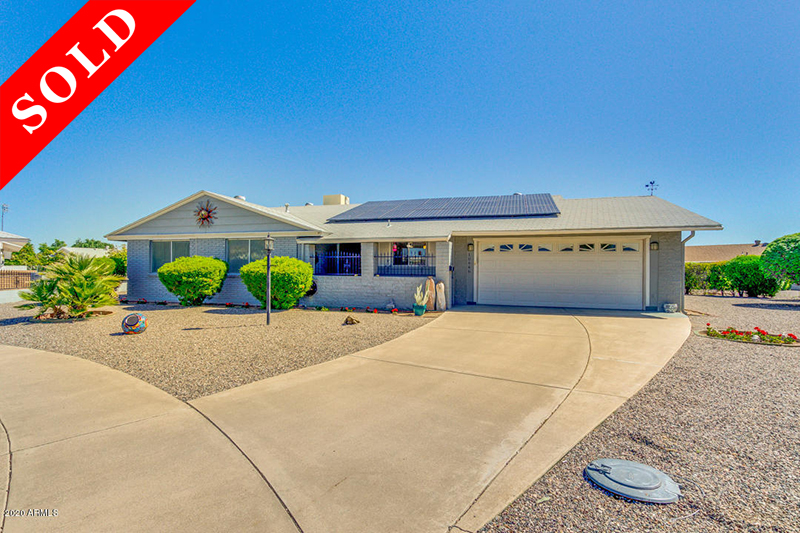 Home for sale – 10446 W Cumberland Dr, Sun City