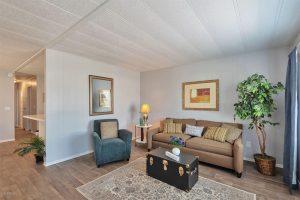 Living Room of 2727 E University Dr, #60, Tempe