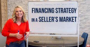 Marie Shafer Real Estate Seller's Market Financing